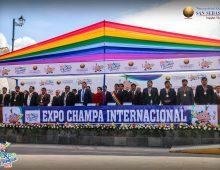 EL LANZAMIENTO DE LA VIII EXPO CH'AMPA INTERNACIONAL 2019