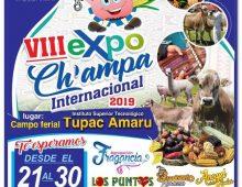 VIII EXPO CH'AMPA