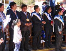 HOMENAJE POR LOS 198 ANIVERSARIO DE PROCLAMACIÓN DE LA INDEPENDENCIA DEL PERÚ.