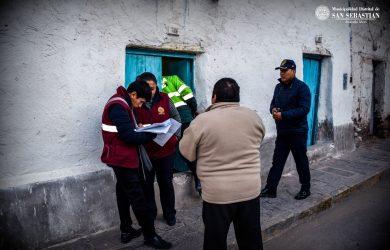 OPERATIVOS INOPINADOS A LOS LOCALES CLANDESTINOS DE VENTA DE BEBIDAS ALCOHÓLICAS.