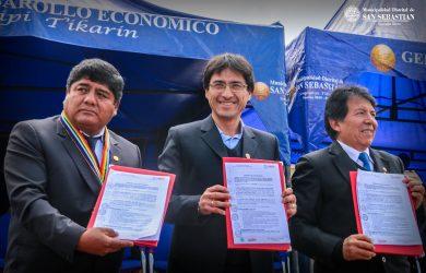 CONVENIO PER IMA INSTITUTO DE MANEJO DE AGUA Y MEDIO AMBIENTE.
