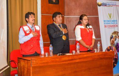VISITA DE LA DIRECTORA DE PROGRAMA NACIONAL CUNA MAS