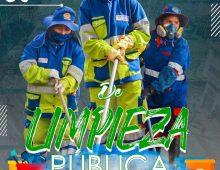 HEROES DE LIMPIEZA