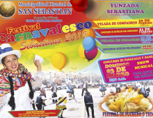 FESTIVIDAD CARNAVALESCO