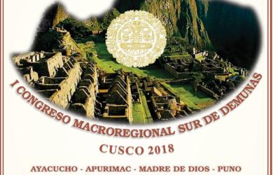 CONGRESO MACROREGIONAL SUR DE DEMUNAS