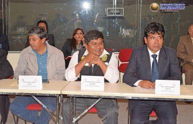 SEGUNDA REUNION COPROSEC (SEGURIDAD)