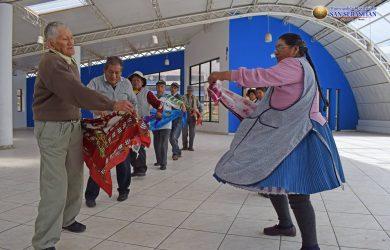 TALLERES DE DANZA Y MÚSICA PARA EL ADULTO MAYOR