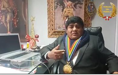 ENTREVISTA CON EL ALCALDE MARIO LOAYZA SOBRE EL DESARROLLO DE GESIÓN EN EL DISTRITO