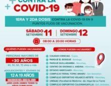 VACUNATON CONTRA LA COVID-19