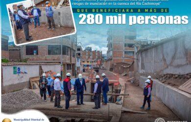 mejoramiento y ampliación  Rio Cachimayo