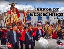 LA SAGRADA IMAGEN DEL SEÑOR ECCE HOMO