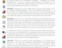 COMITE PROVINCIAL DE SEGURIDAD CIUDADANA