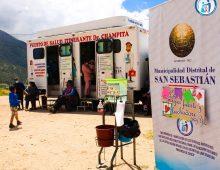 PROYECTO SALUD Y NUTRICION – LA MUNICIPALIDAD DE SAN SEBASTIÁN TE QUIERE SIN ANEMIA