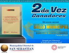SAN SEBASTIÁN GANA POR 2DA VEZ CONSECUTIVA LA EDICION BICENTENARIO DEL SELLO MUNICIPAL