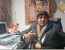ENTREVISTA CON EL ALCALDE MARIO LOAYZA SOBRE EL DESARROLLO DE GESTIÓN EN EL DISTRITO
