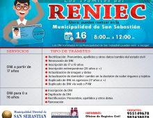 TRÁMITES DEL RENIEC